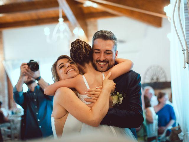 Il matrimonio di Luigi e Lorena a Settefrati, Frosinone 107