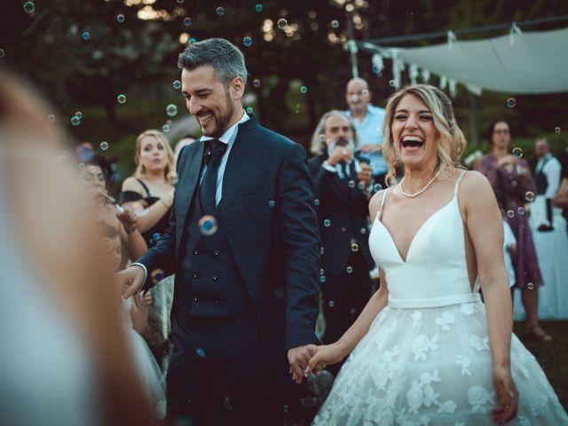 Il matrimonio di Luigi e Lorena a Settefrati, Frosinone 108