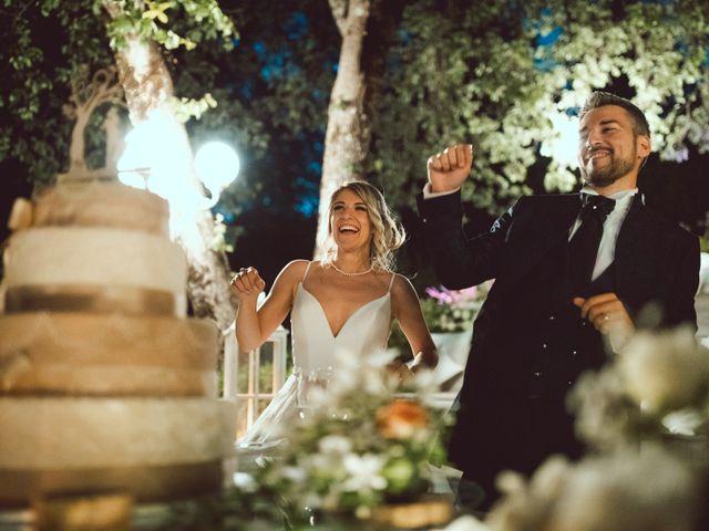 Il matrimonio di Luigi e Lorena a Settefrati, Frosinone 124