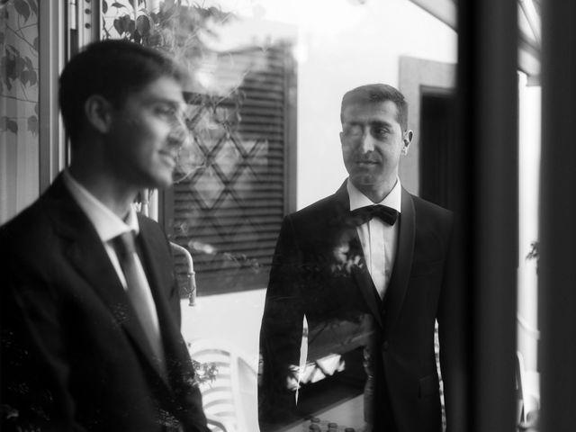 Il matrimonio di Federico e Giulia a Grottaferrata, Roma 2