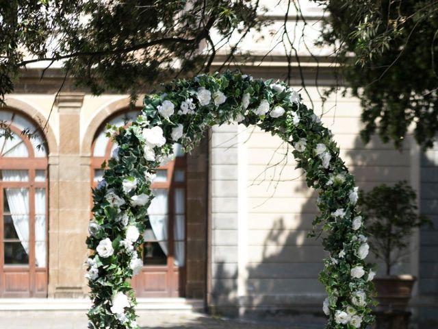Il matrimonio di Federico e Giulia a Grottaferrata, Roma 10