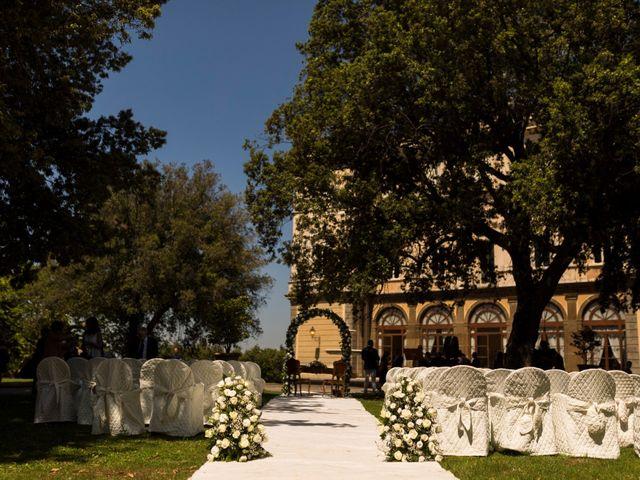 Il matrimonio di Federico e Giulia a Grottaferrata, Roma 12