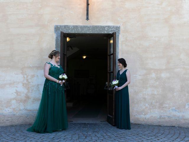 Il matrimonio di Federico e Giulia a Grottaferrata, Roma 13
