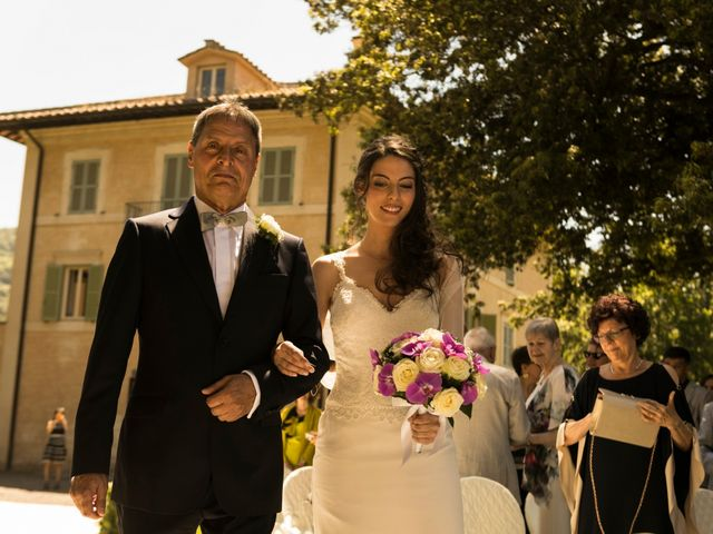 Il matrimonio di Federico e Giulia a Grottaferrata, Roma 14