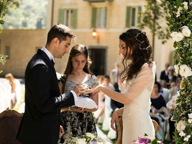 Il matrimonio di Federico e Giulia a Grottaferrata, Roma 15