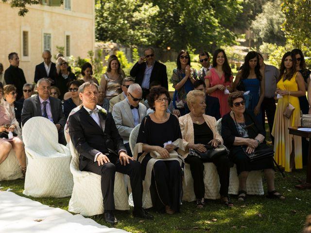 Il matrimonio di Federico e Giulia a Grottaferrata, Roma 16