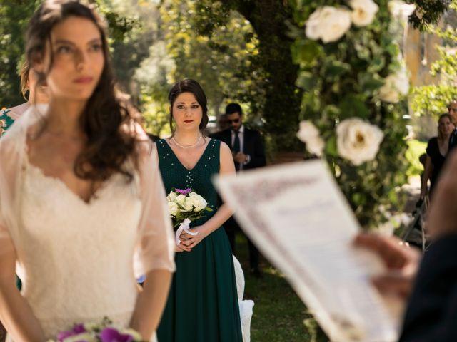 Il matrimonio di Federico e Giulia a Grottaferrata, Roma 17