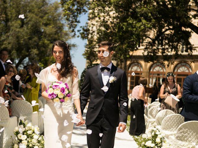 Il matrimonio di Federico e Giulia a Grottaferrata, Roma 20