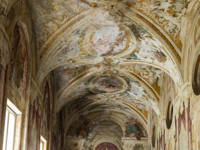 Il matrimonio di Federico e Giulia a Grottaferrata, Roma 22