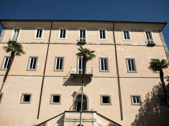 Il matrimonio di Federico e Giulia a Grottaferrata, Roma 30