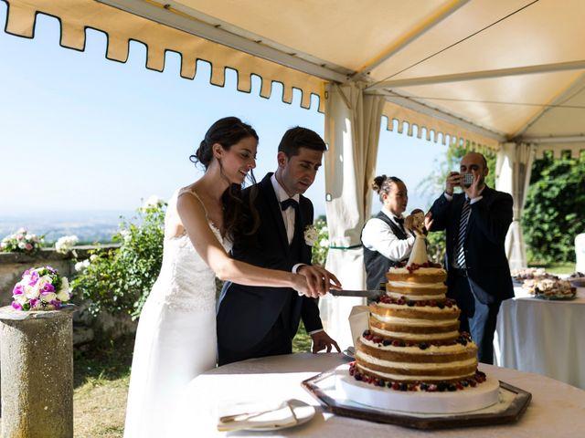 Il matrimonio di Federico e Giulia a Grottaferrata, Roma 34