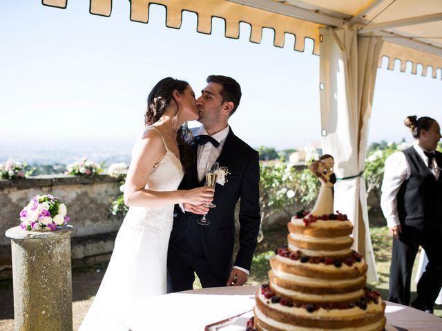 Il matrimonio di Federico e Giulia a Grottaferrata, Roma 35