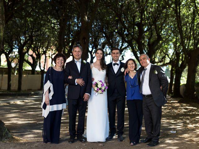 Il matrimonio di Federico e Giulia a Grottaferrata, Roma 36