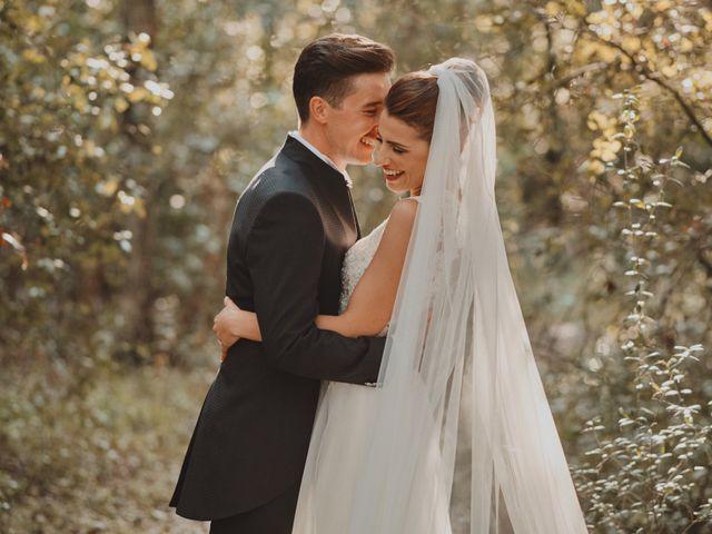 Le nozze di Maura e Vincenzo