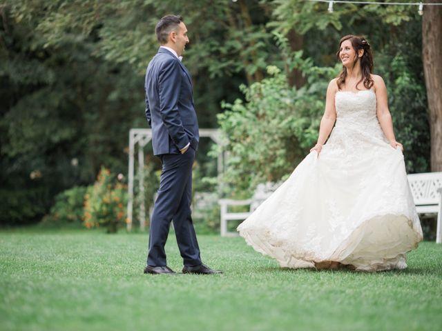 Il matrimonio di Matteo e Stefania a Ferrara, Ferrara 39