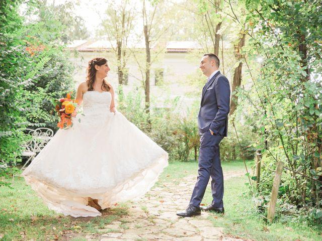 Il matrimonio di Matteo e Stefania a Ferrara, Ferrara 56