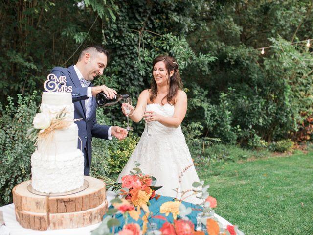 Il matrimonio di Matteo e Stefania a Ferrara, Ferrara 64