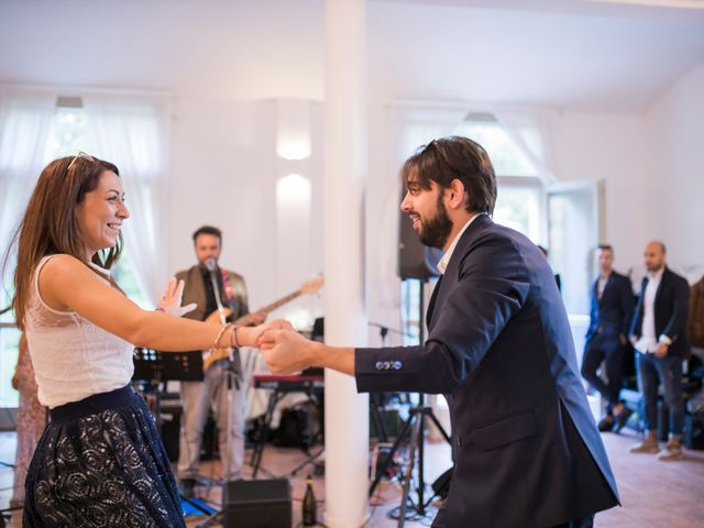 Il matrimonio di Matteo e Stefania a Ferrara, Ferrara 73