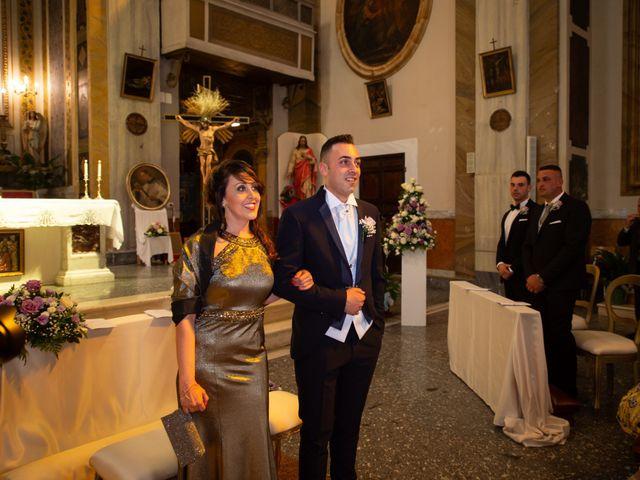 Il matrimonio di Andrea e Manuela a Grottaferrata, Roma 15