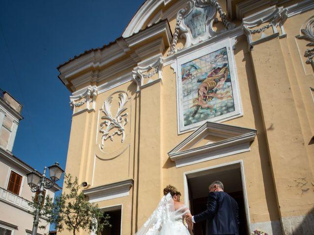 Il matrimonio di Andrea e Manuela a Grottaferrata, Roma 16