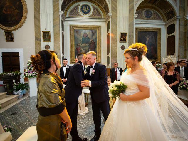 Il matrimonio di Andrea e Manuela a Grottaferrata, Roma 17