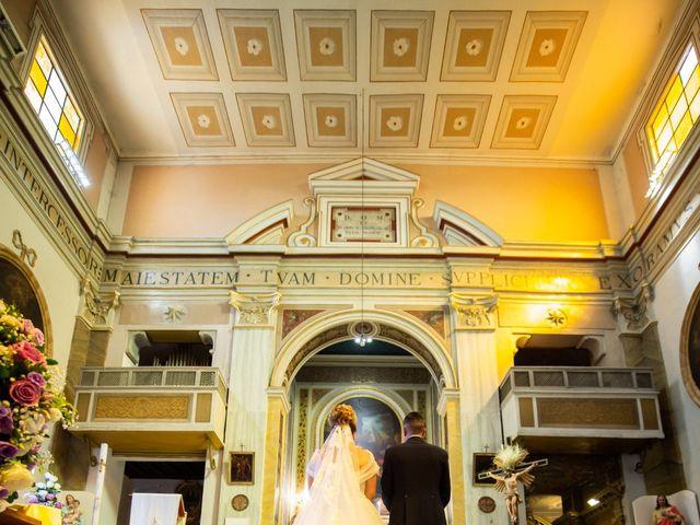 Il matrimonio di Andrea e Manuela a Grottaferrata, Roma 18