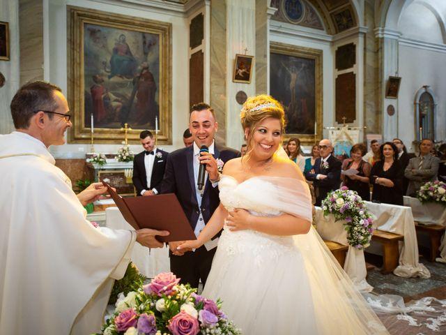 Il matrimonio di Andrea e Manuela a Grottaferrata, Roma 19