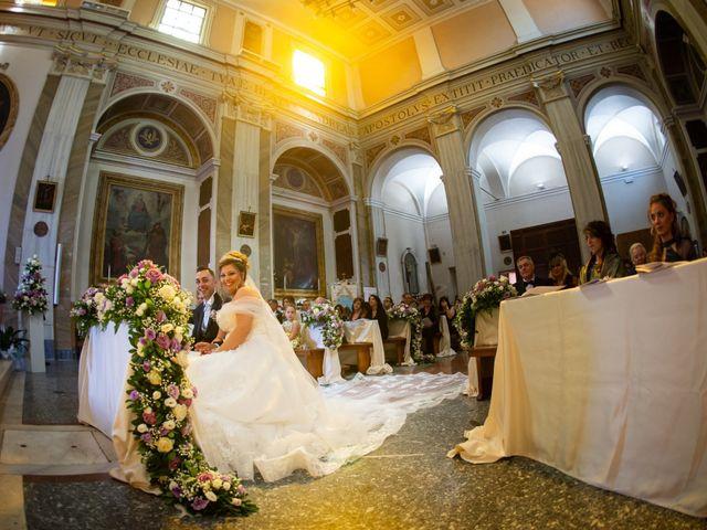 Il matrimonio di Andrea e Manuela a Grottaferrata, Roma 20