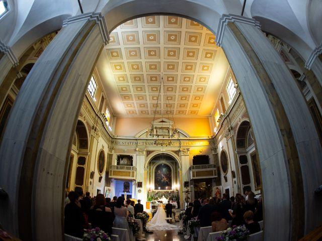 Il matrimonio di Andrea e Manuela a Grottaferrata, Roma 21