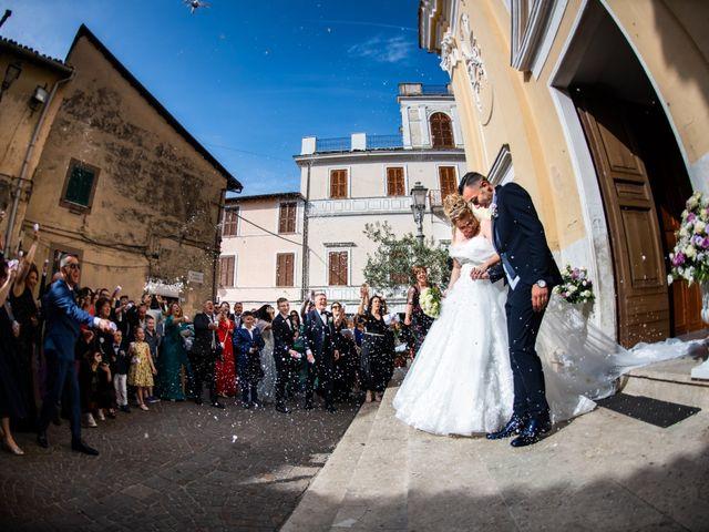 Il matrimonio di Andrea e Manuela a Grottaferrata, Roma 22