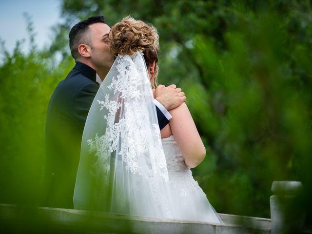 Il matrimonio di Andrea e Manuela a Grottaferrata, Roma 24