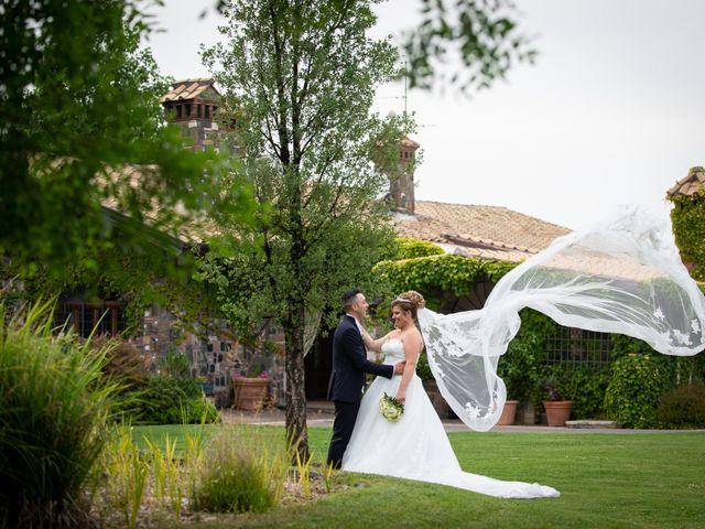 Il matrimonio di Andrea e Manuela a Grottaferrata, Roma 25