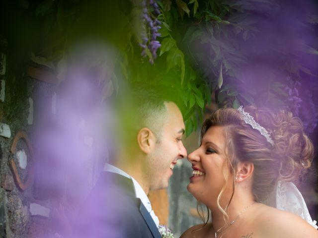 Il matrimonio di Andrea e Manuela a Grottaferrata, Roma 27