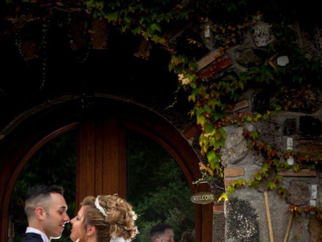 Il matrimonio di Andrea e Manuela a Grottaferrata, Roma 28