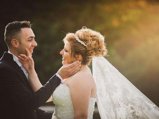 Il matrimonio di Andrea e Manuela a Grottaferrata, Roma 1
