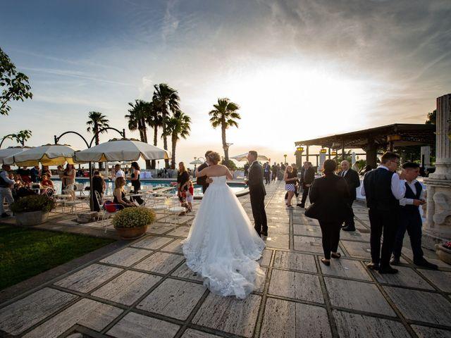 Il matrimonio di Andrea e Manuela a Grottaferrata, Roma 33