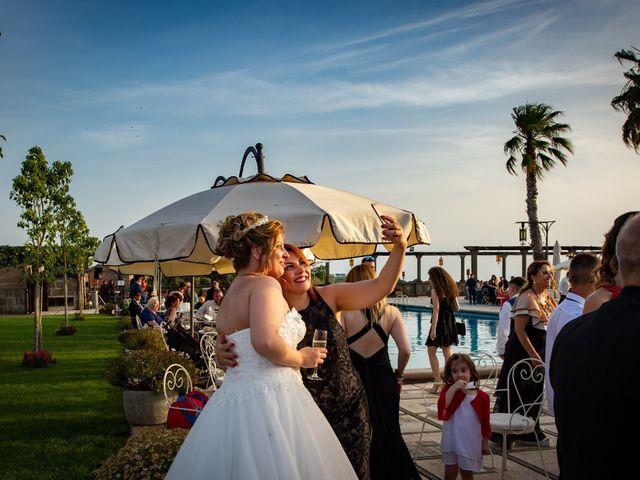 Il matrimonio di Andrea e Manuela a Grottaferrata, Roma 34