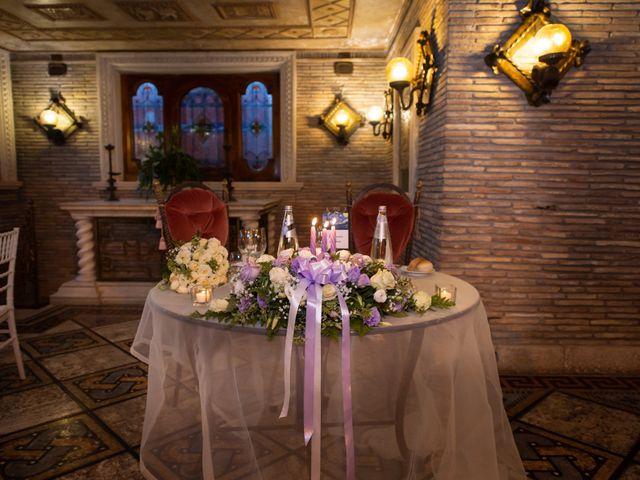 Il matrimonio di Andrea e Manuela a Grottaferrata, Roma 36