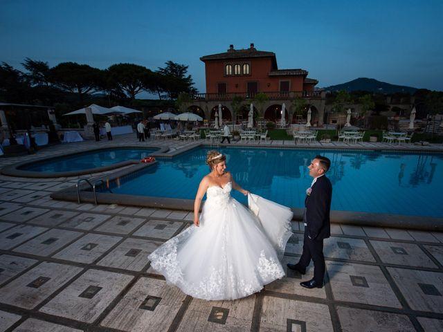 Il matrimonio di Andrea e Manuela a Grottaferrata, Roma 39