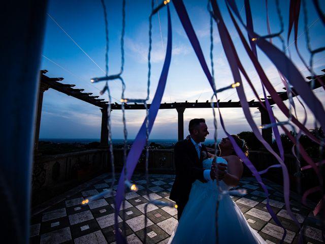 Il matrimonio di Andrea e Manuela a Grottaferrata, Roma 40