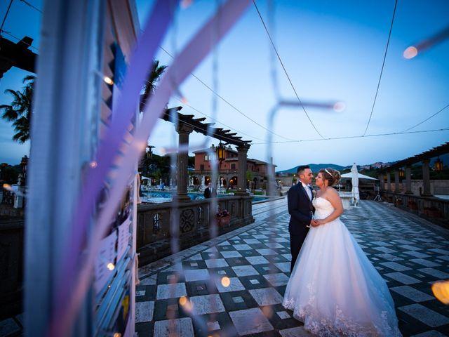 Il matrimonio di Andrea e Manuela a Grottaferrata, Roma 42
