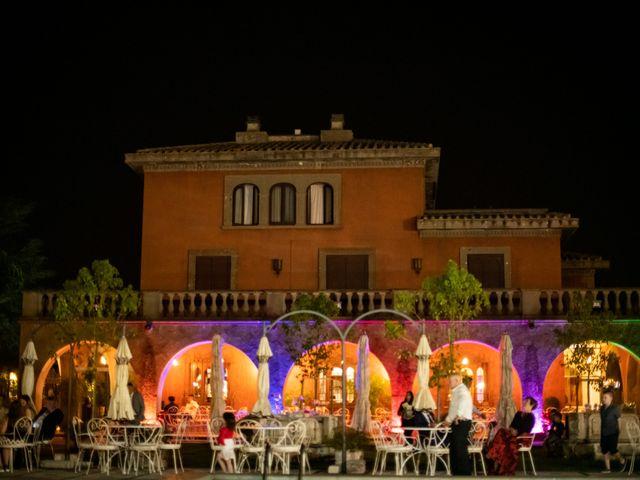 Il matrimonio di Andrea e Manuela a Grottaferrata, Roma 44
