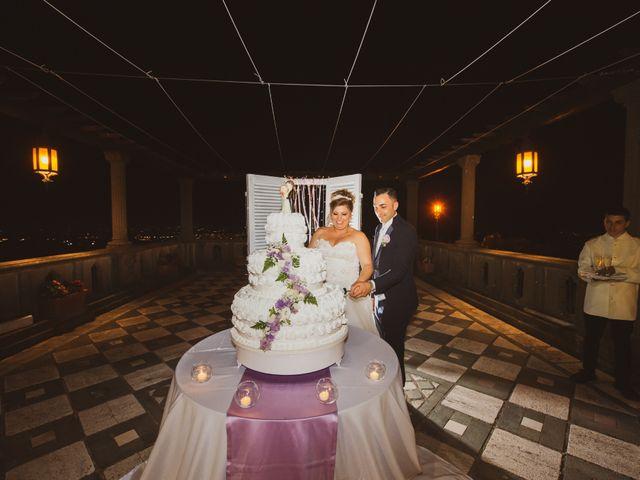 Il matrimonio di Andrea e Manuela a Grottaferrata, Roma 45