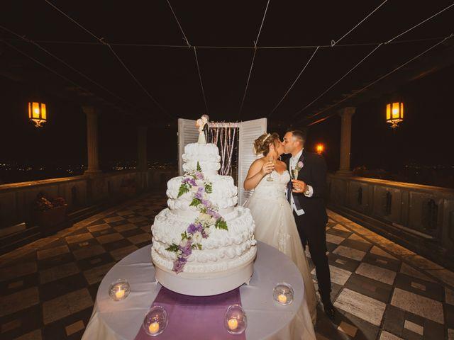Il matrimonio di Andrea e Manuela a Grottaferrata, Roma 46