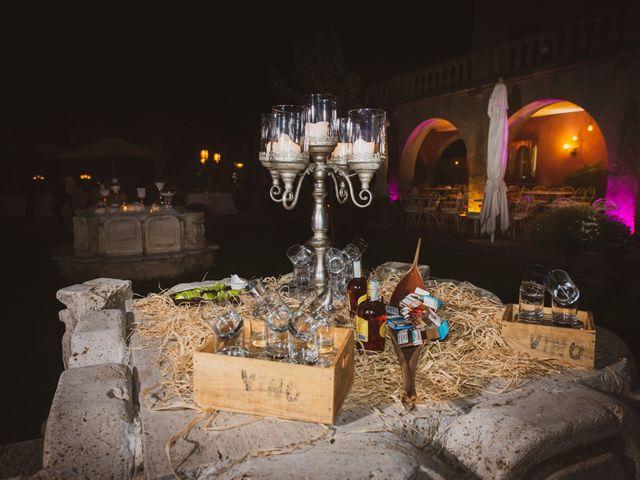 Il matrimonio di Andrea e Manuela a Grottaferrata, Roma 47