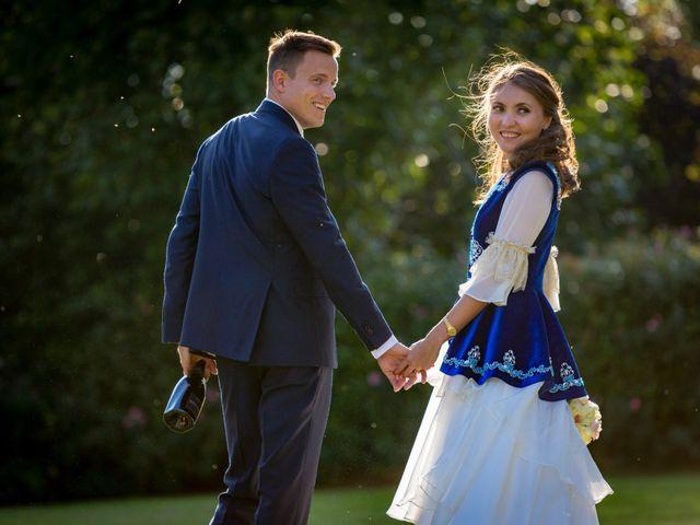 Le nozze di Aicorkem e Alessandro