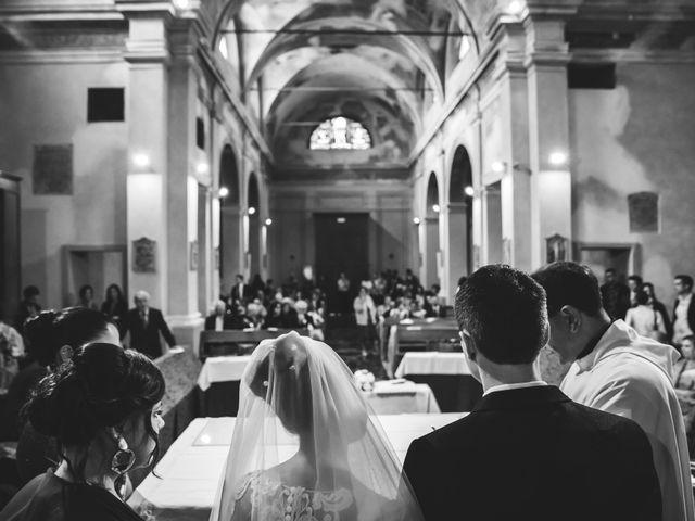 Il matrimonio di Mery e Daniele a Correggio, Reggio Emilia 25