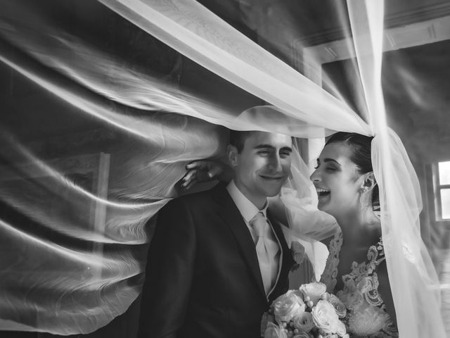 Le nozze di Daniele e Mery
