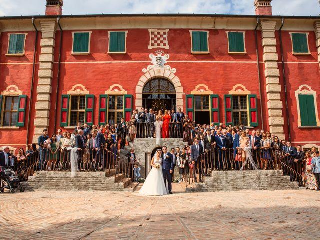 Il matrimonio di Mery e Daniele a Correggio, Reggio Emilia 33