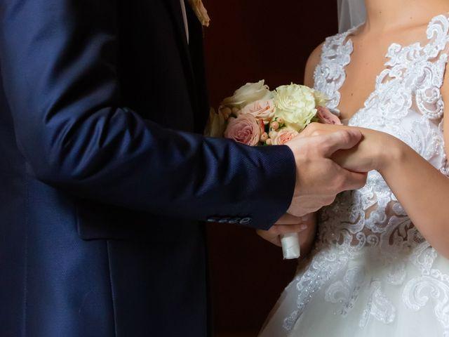 Il matrimonio di Mery e Daniele a Correggio, Reggio Emilia 43